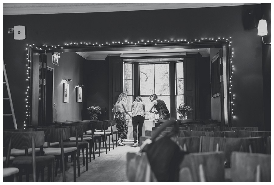 Georgian Townhouse Wedding Norwich